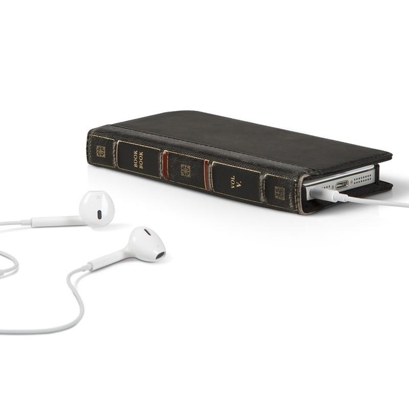 Twelve South BookBook iPhone 5 Classic Black - 4