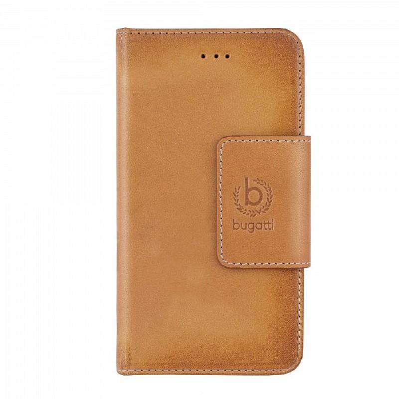 Bugatti BookCover Amsterdam iPhone 6 Cognac - 1