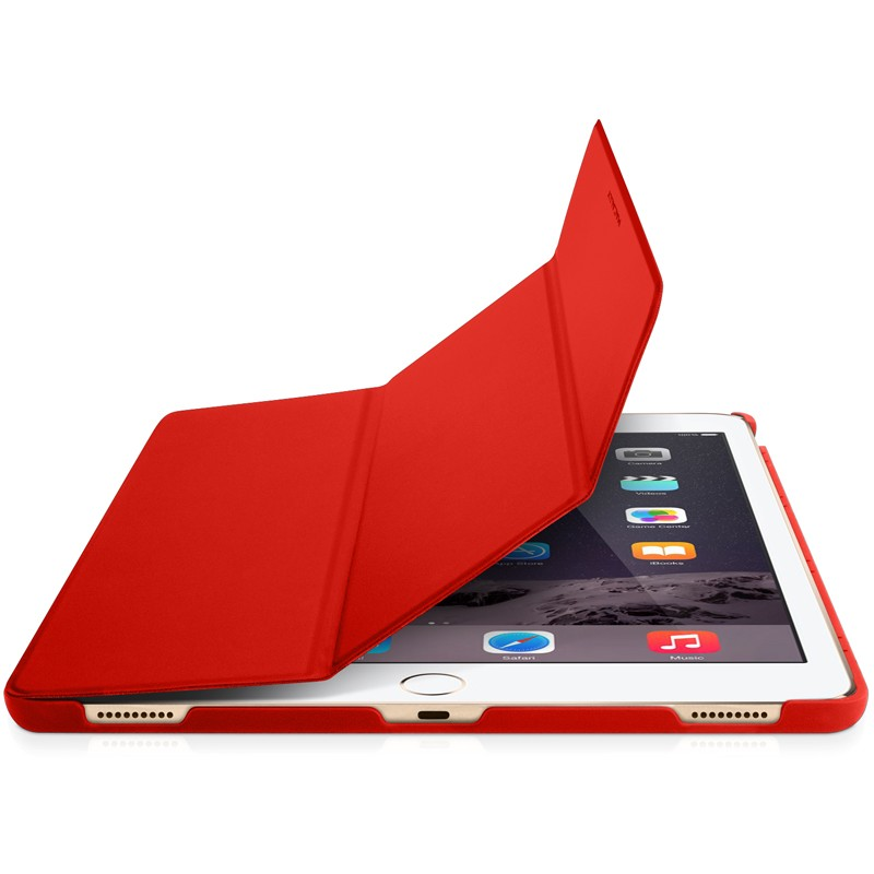 Macally Bookstand iPad Pro Red - 5