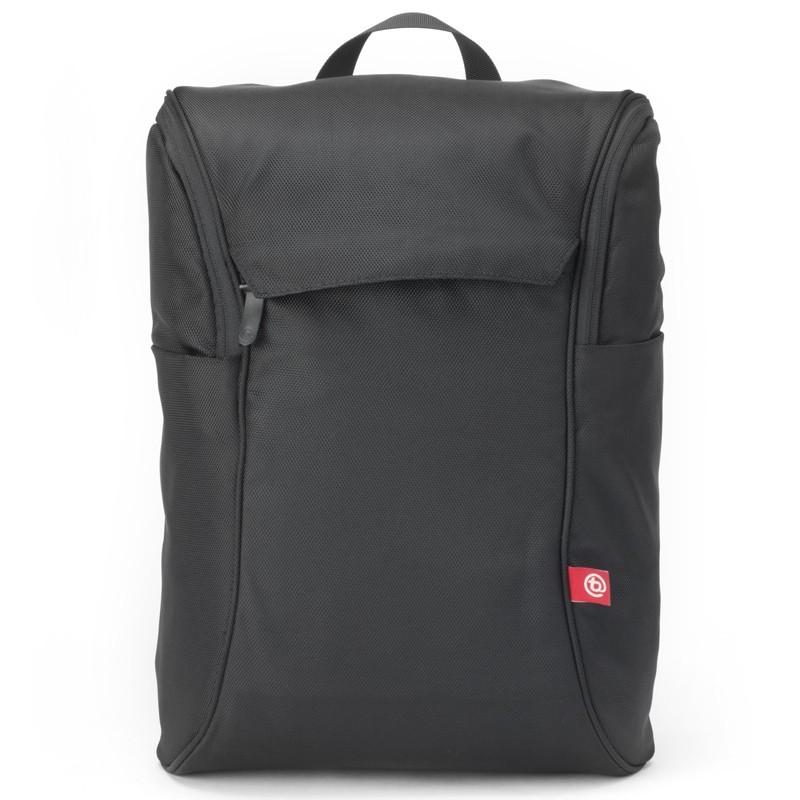Booq Daypack 15,6 inch Laptop Rugzak Zwart/Rood 02