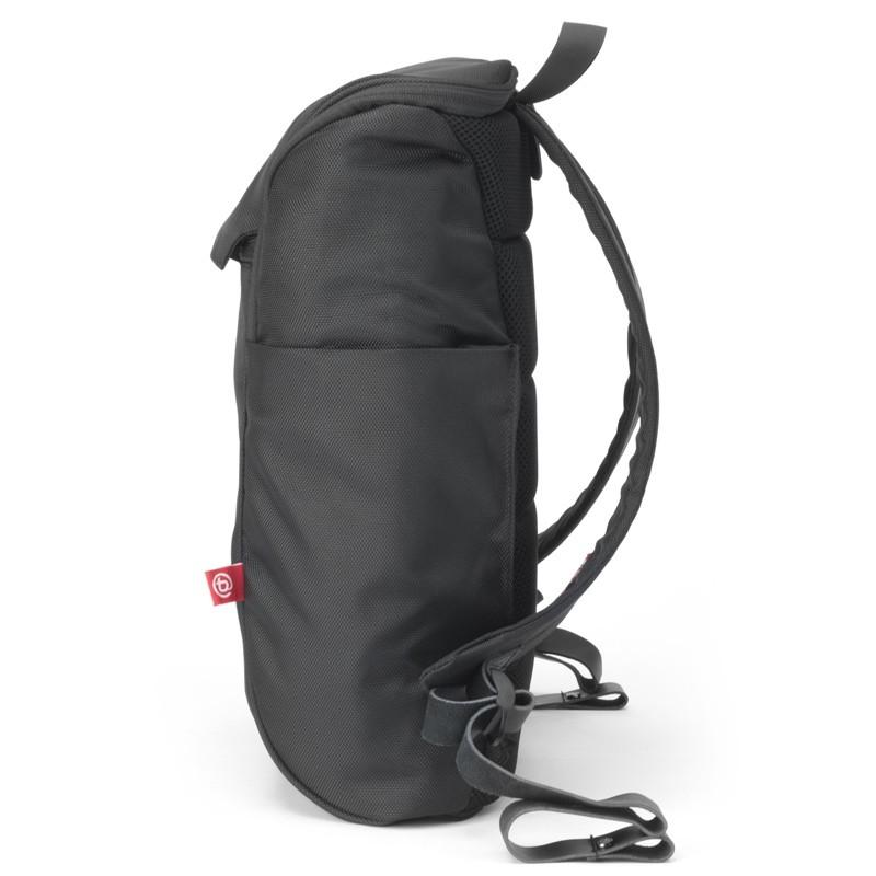 Booq Daypack 15,6 inch Laptop Rugzak Zwart/Rood 04