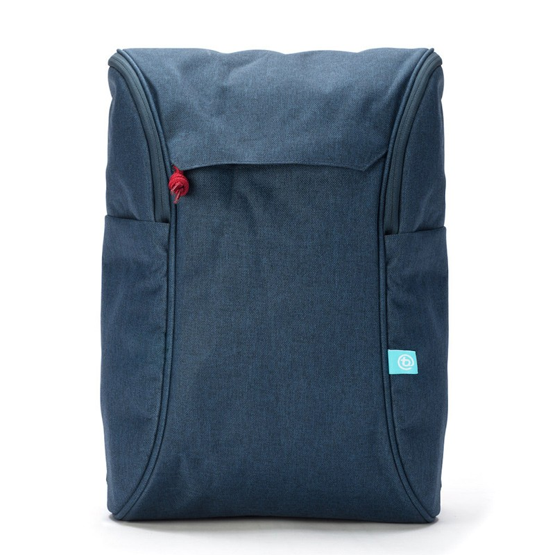 Booq Daypack 15,6 inch Laptop Rugzak Navy-Red 02
