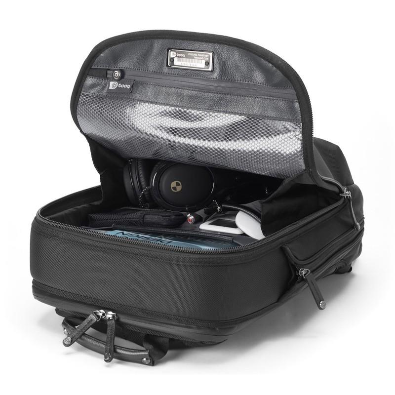 Booq Pack Pro Laptop Rugzak Black 8