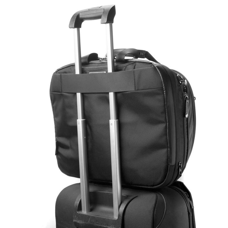 Booq - Saddle Pro 16,4 inch Laptoptas Black 17