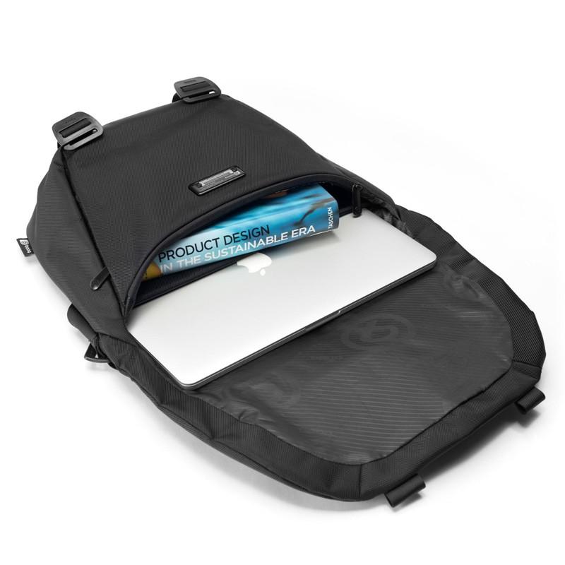 Booq - Shadow 15 inch Laptop Messenger Black 07