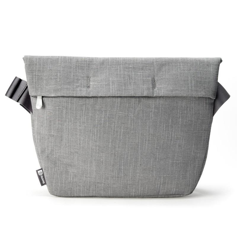 Booq - Shadow 15 inch Laptop Messenger Grey Fiber 05