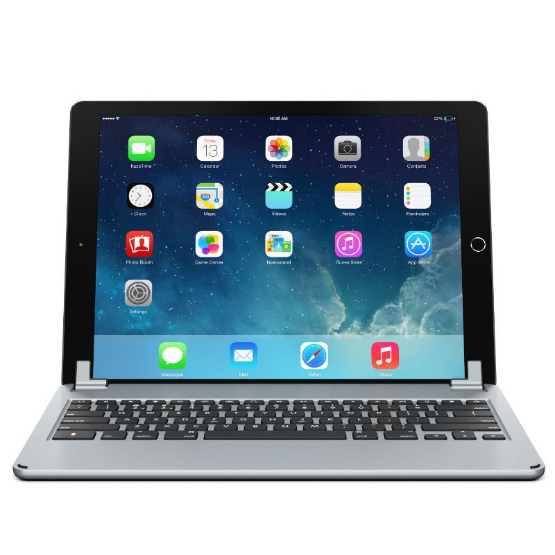 Brydge - Keyboard iPad Pro 12.9 inch Space Grey 02
