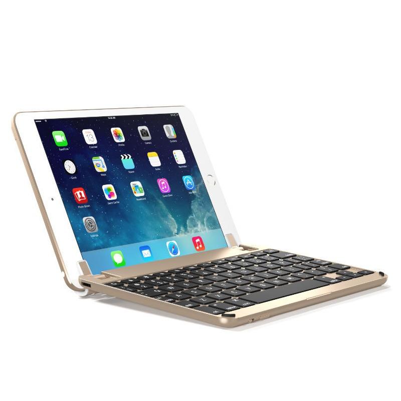 Brydge - Keyboard 7.9 inch iPad mini 4 Space Grey 01