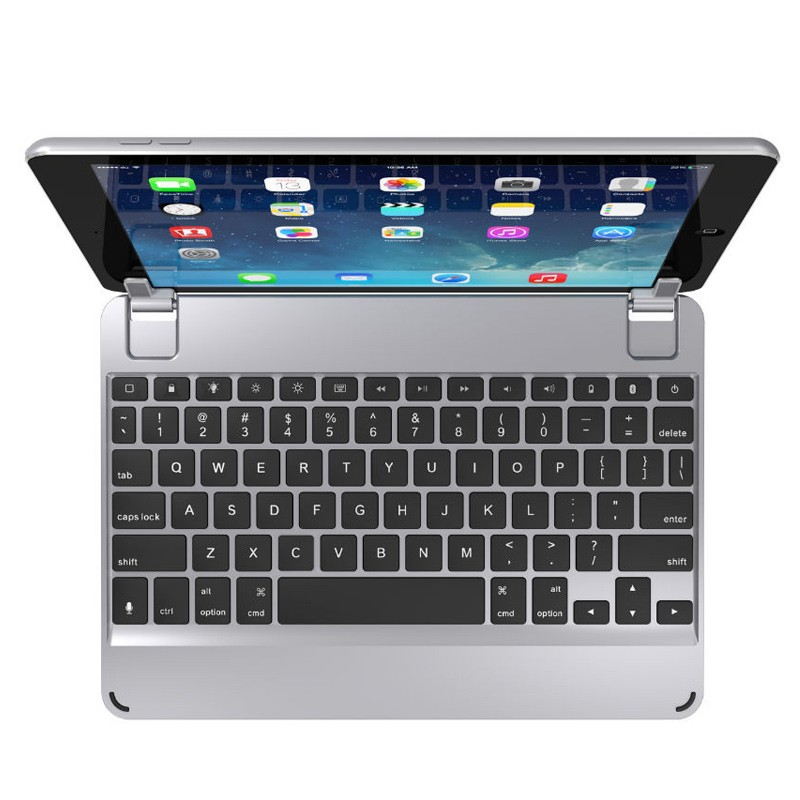 Brydge - Keyboard 9.7 iPad Air/Air 2/Pro 9.7 Space Grey 02