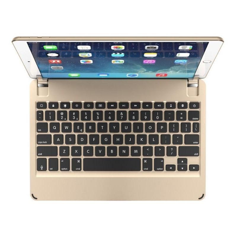Brydge iPad Air 10.5 (2019), iPad Pro 10.5 Keyboard Case Goud - 1