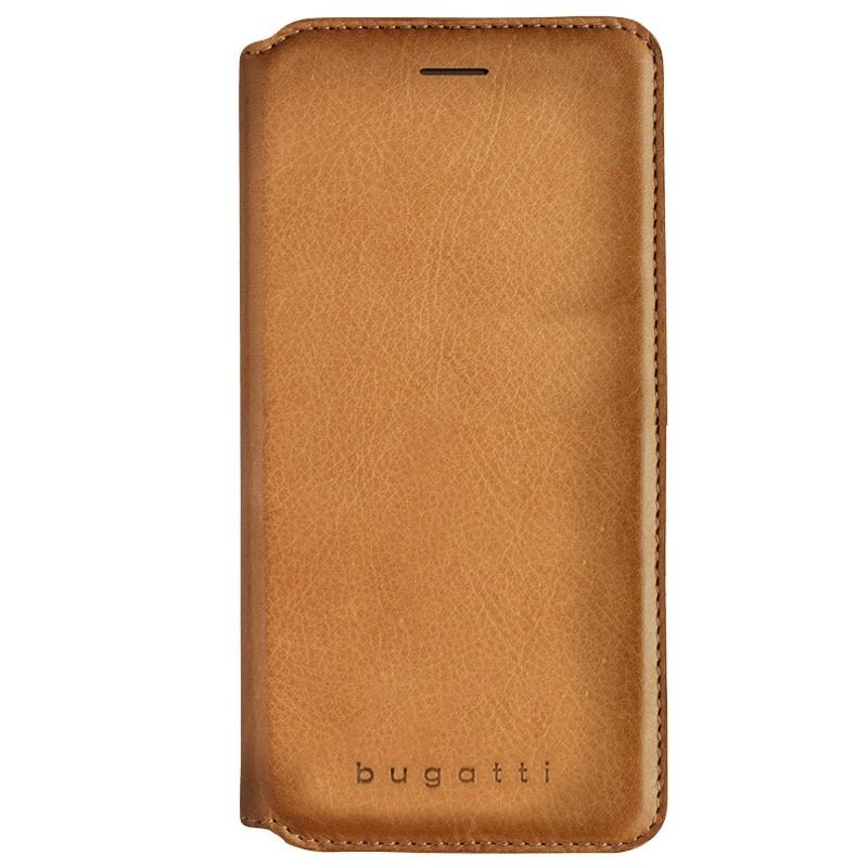 Bugatti Parigi iPhone X Hoesje Cognac - 3