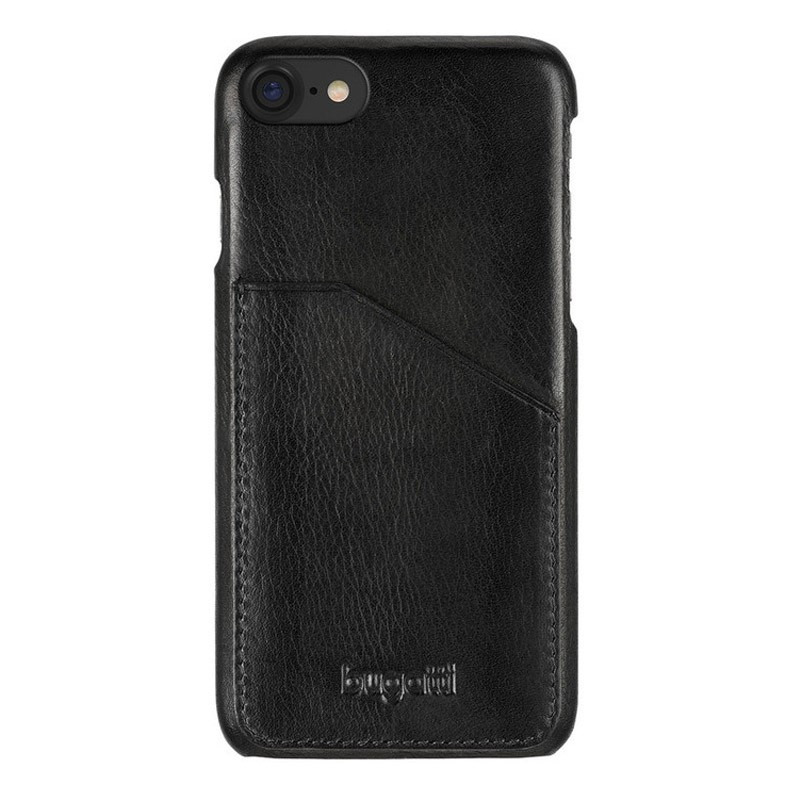 Bugatti Pocket Snap Case Londra iPhone 7 Black - 1