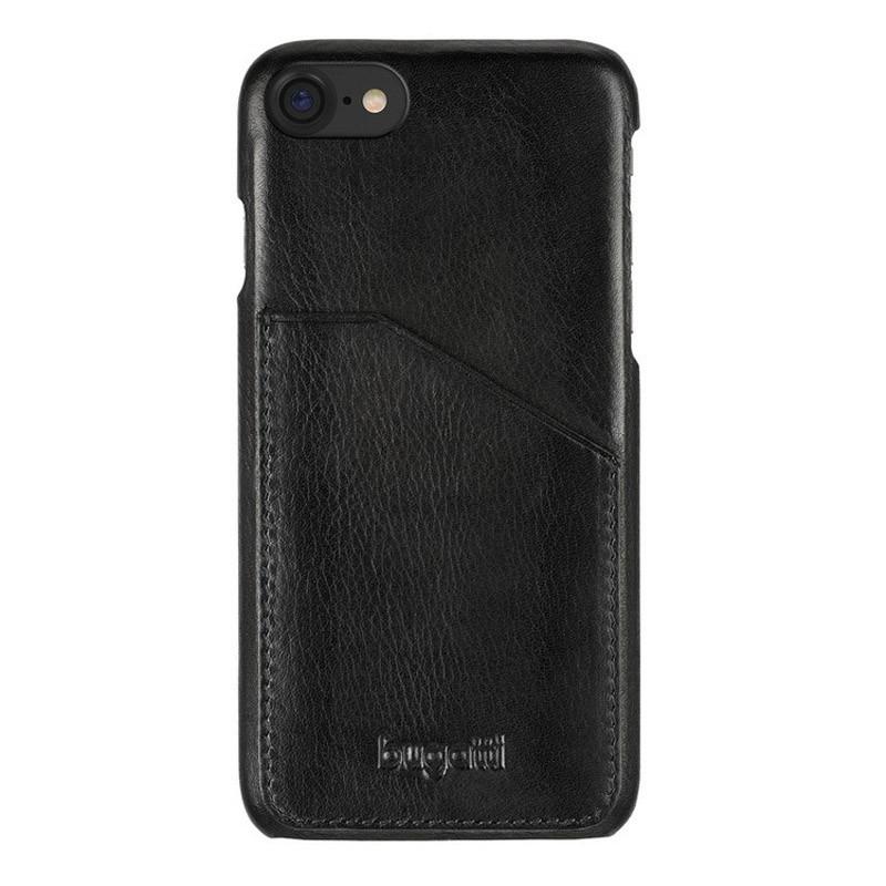 Bugatti Pocket Snap Case Londra iPhone 7 Black - 1