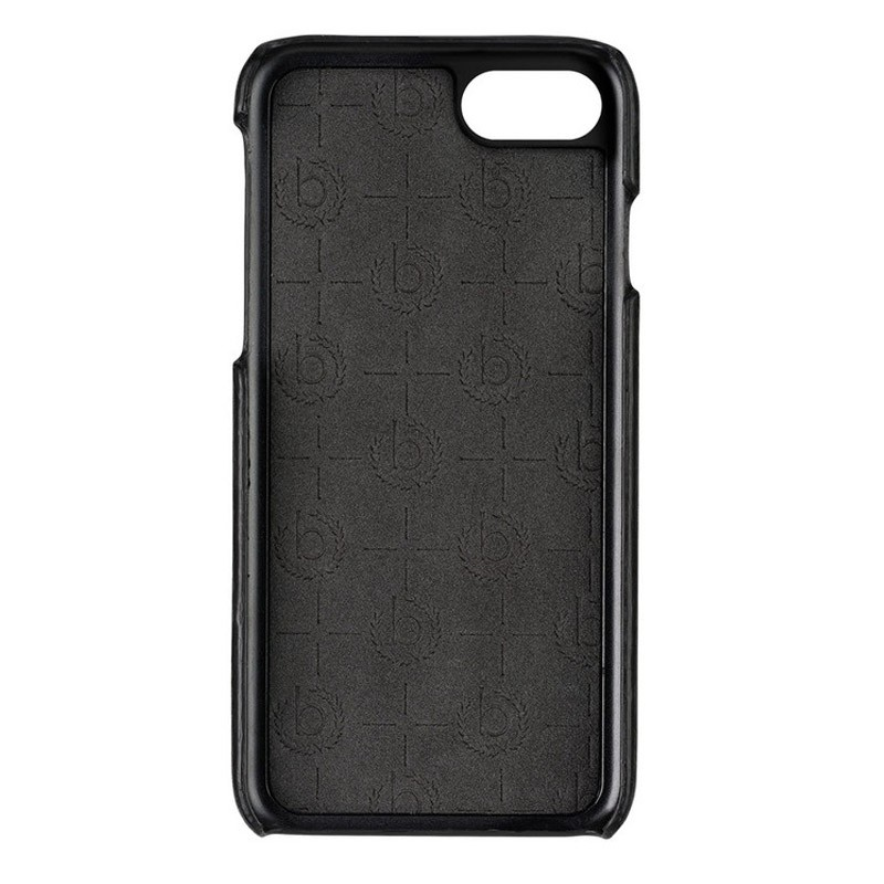 Bugatti Pocket Snap Case Londra iPhone 7 Black - 2