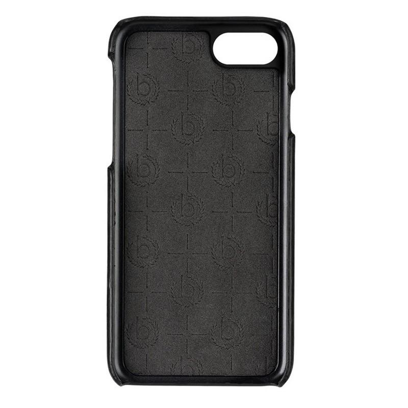 Bugatti Pocket Snap Case Londra iPhone 7 Black - 2