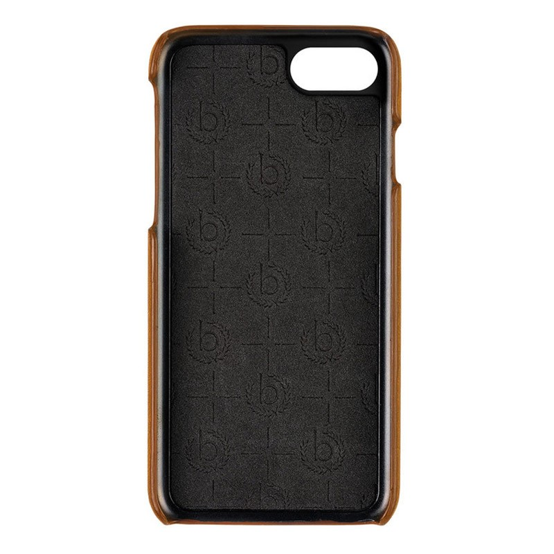 Bugatti Pocket Snap Case Londra iPhone 7 Brown - 2