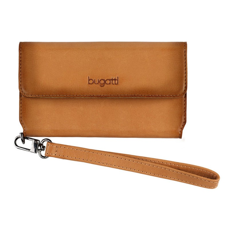 Bugatti Portemonnee Hoes Vienna iPhone 7 Brown - 4