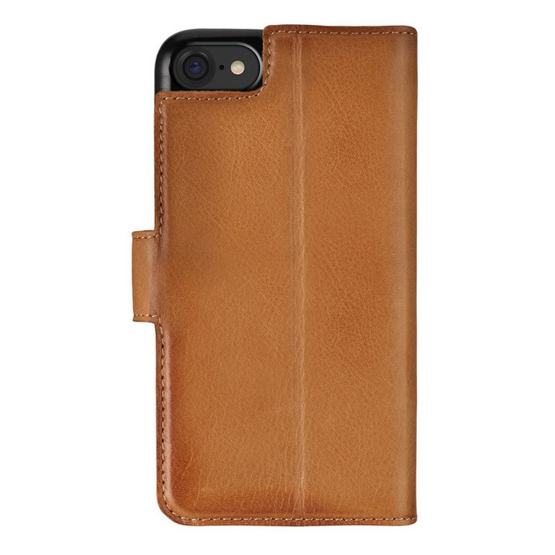 Bugatti Zurigo Book Case iPhone 7 Brown - 4