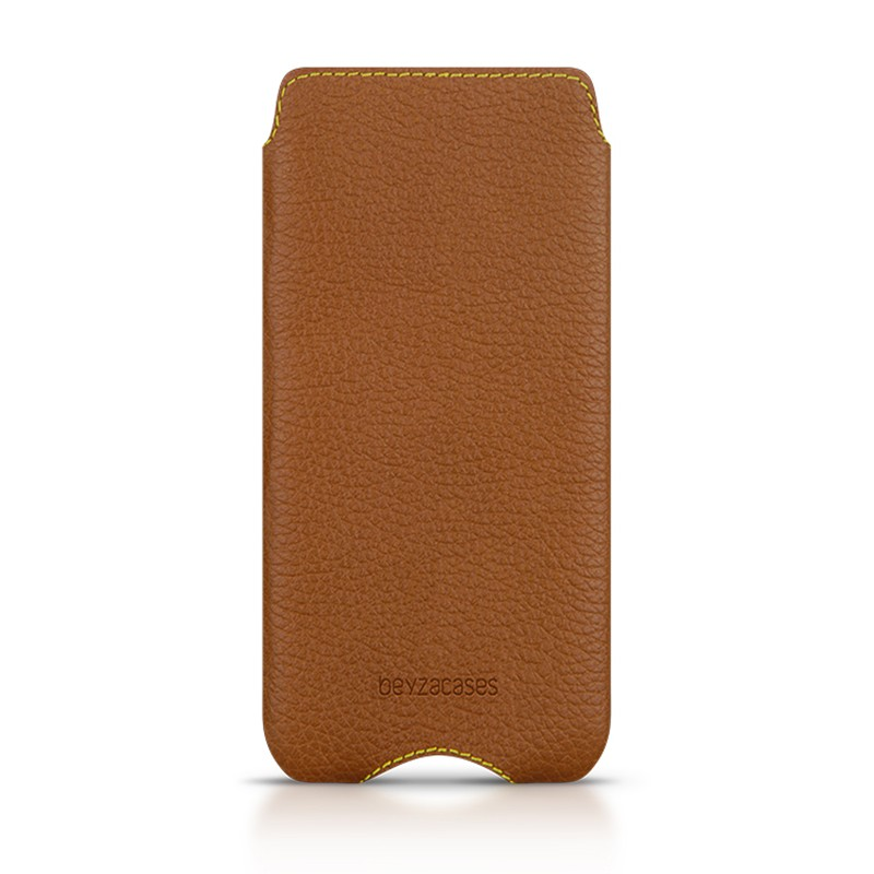 Beyzacases Zero Series Sleeve iPhone 6 Plus / 6S Plus Tan Brown - 2