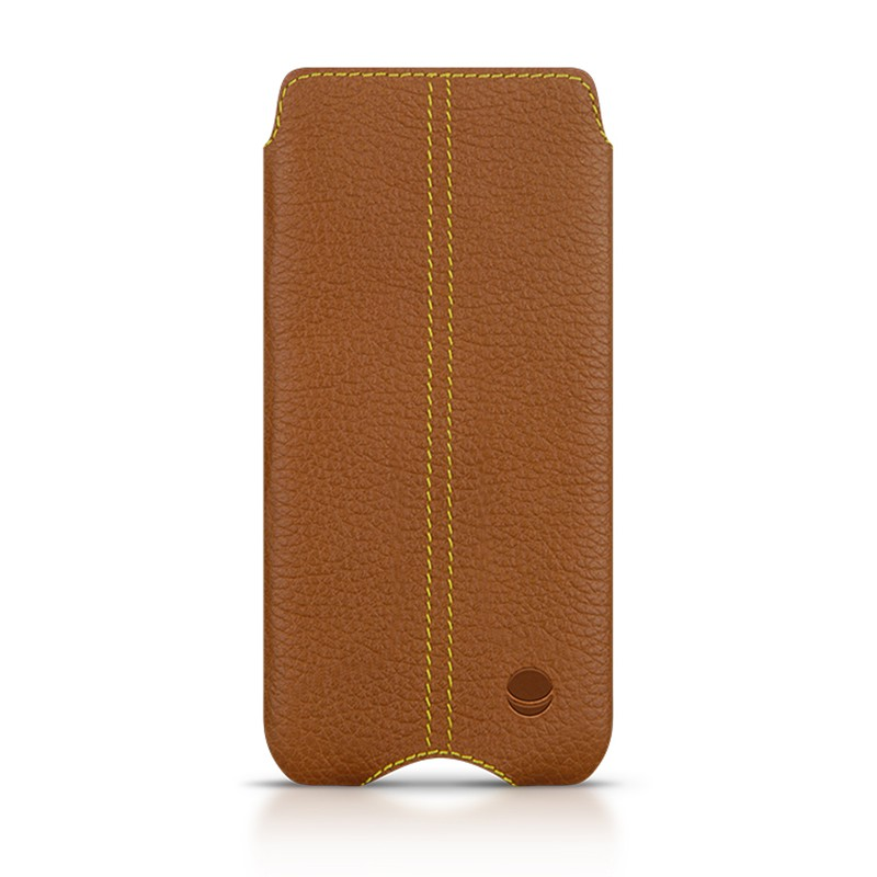 Beyzacases Zero Series Sleeve iPhone 6 Plus / 6S Plus Tan Brown - 1