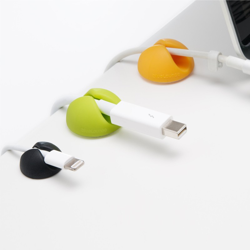 BlueLounge CableDrop Mini Black - 3