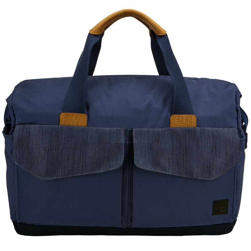 Case Logic LoDo Satchel 15 inch Dress Blue - 1