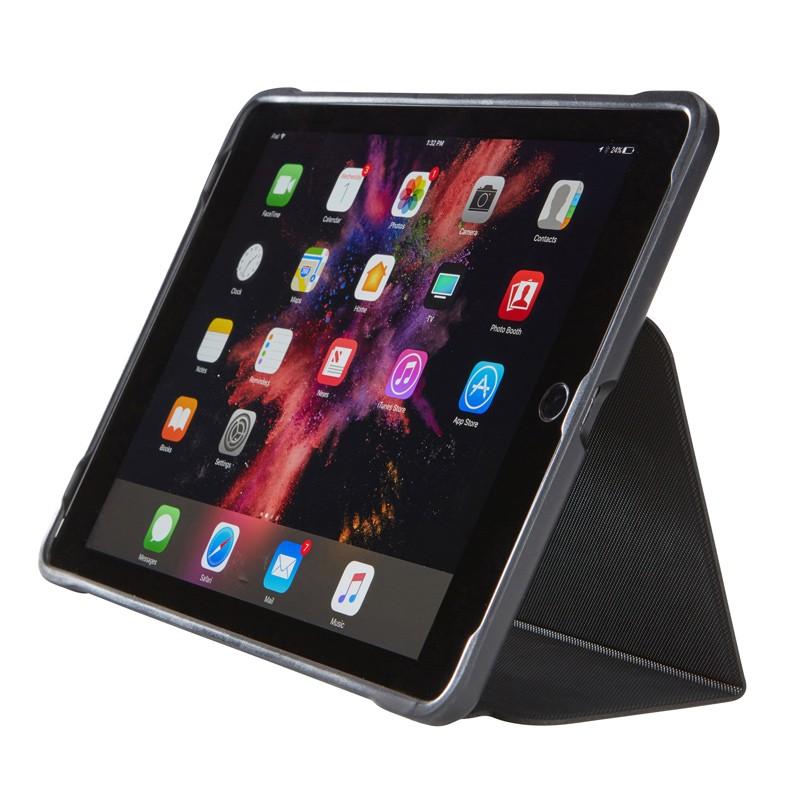 Case Logic - SnapView Folio iPad 2017 / Pro 9,7 / Air 2 / Air Grey 06