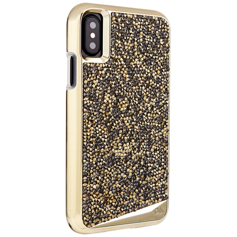 Case-Mate Premium Brilliance Case iPhone X/Xs Champagne 02