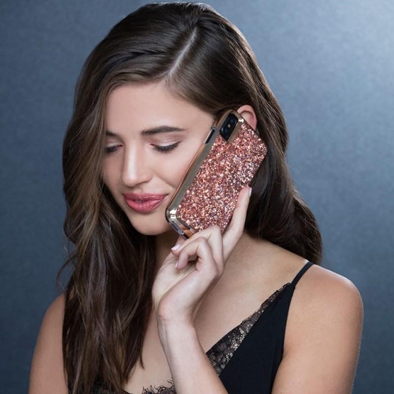 Case-Mate Premium Brilliance Case iPhone X/Xs Rose Gold 04