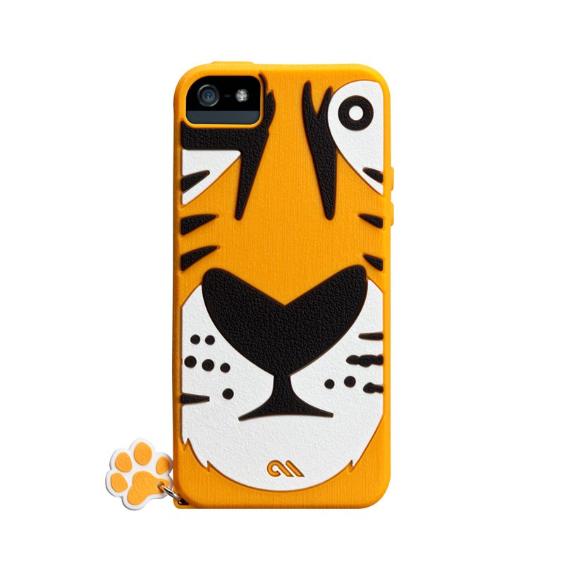 Case-mate - Creatures Case iPhone 5 (Tigris) 05