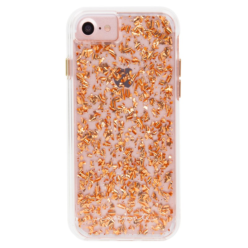 Case-Mate Karat Case iPhone 7 Rose Gold - 2
