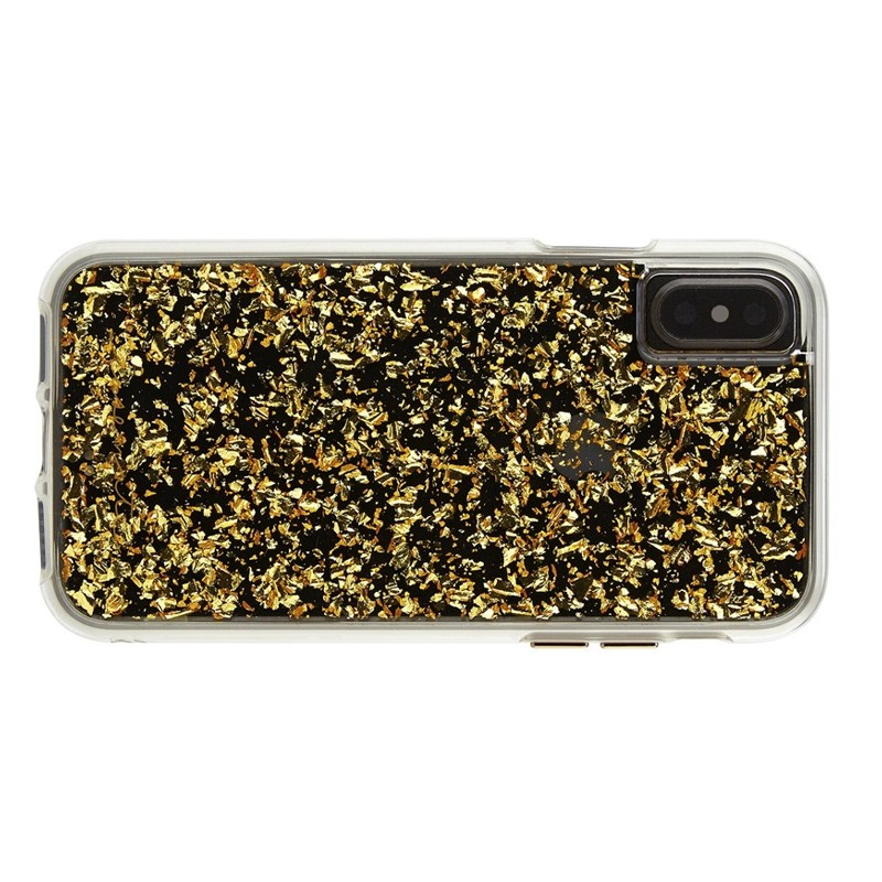 Case-Mate Karat Case iPhone X/Xs Gold 03