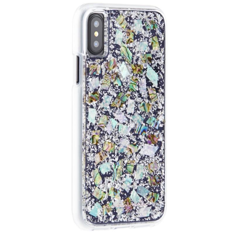 Case-Mate Karat Case iPhone X/Xs Pearl 03