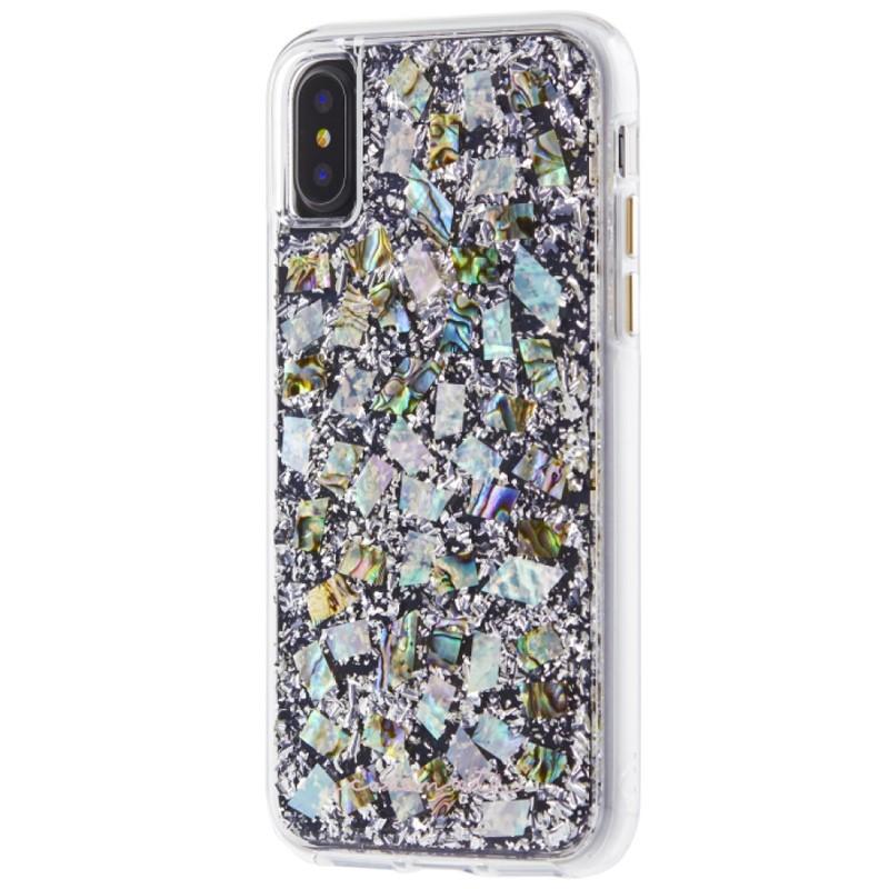 Case-Mate Karat Case iPhone X/Xs Pearl 02
