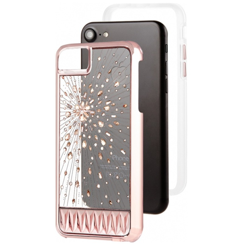Case-Mate - Luminescent Case iPhone X/Xs 01