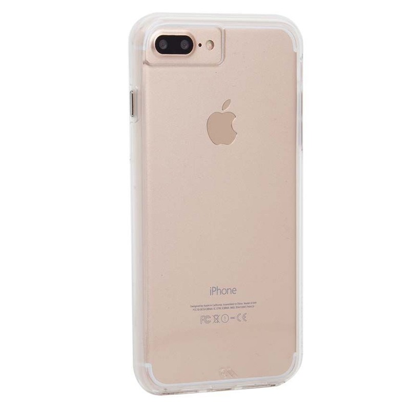 Case-Mate Naked Tough iPhone 7 Plus Clear 01