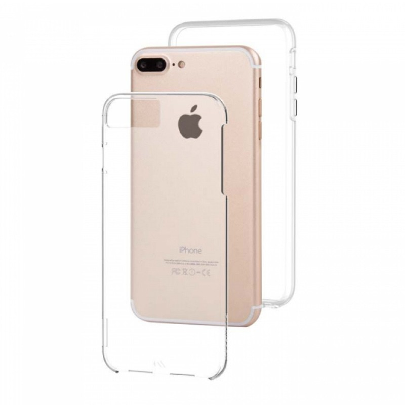 Case-Mate Naked Tough iPhone 7 Plus Clear 03