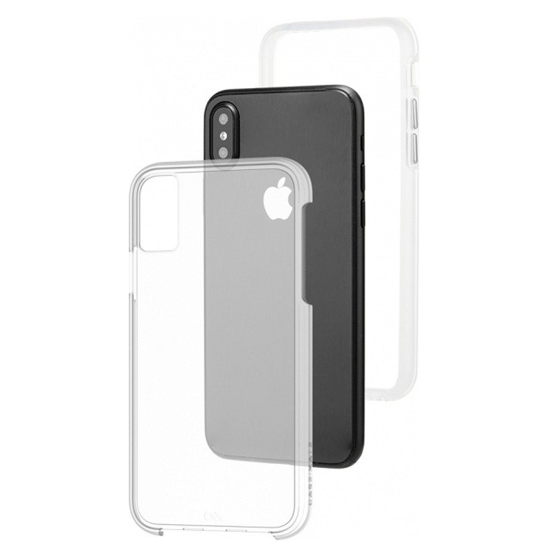 Case-Mate Naked Tough Transparant iPhone X Hoesje 03