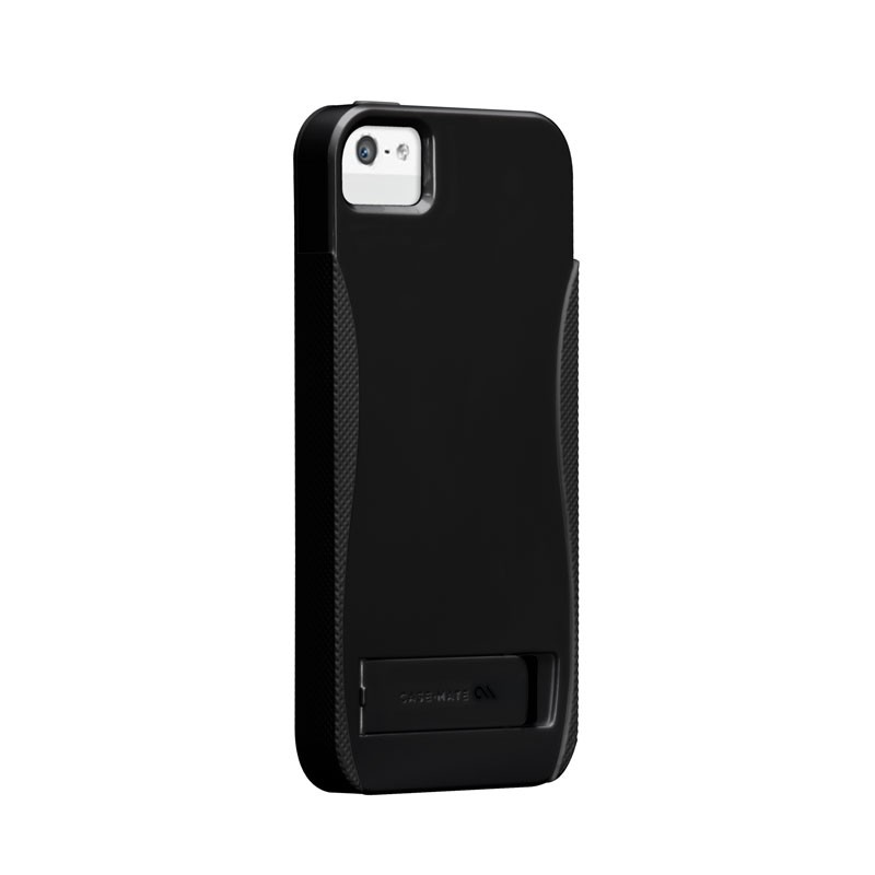 Case-mate - Pop! Case iPhone 5 (Black) 01