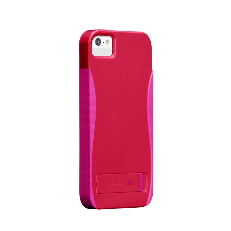 Case-mate - Pop! Case iPhone 5 (Red) 01