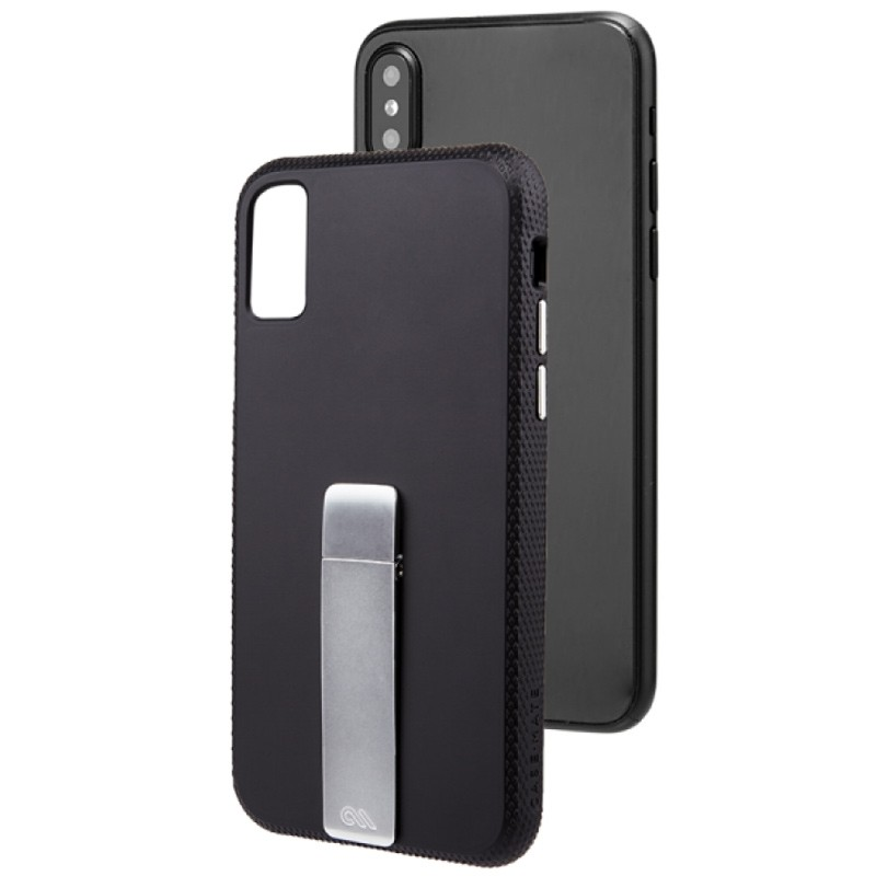 Case-Mate Tough Stand iPhone X Black 03