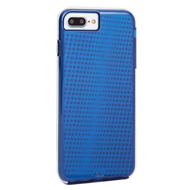 Case-Mate Tough Translucents iPhone 7 Plus Blue 01