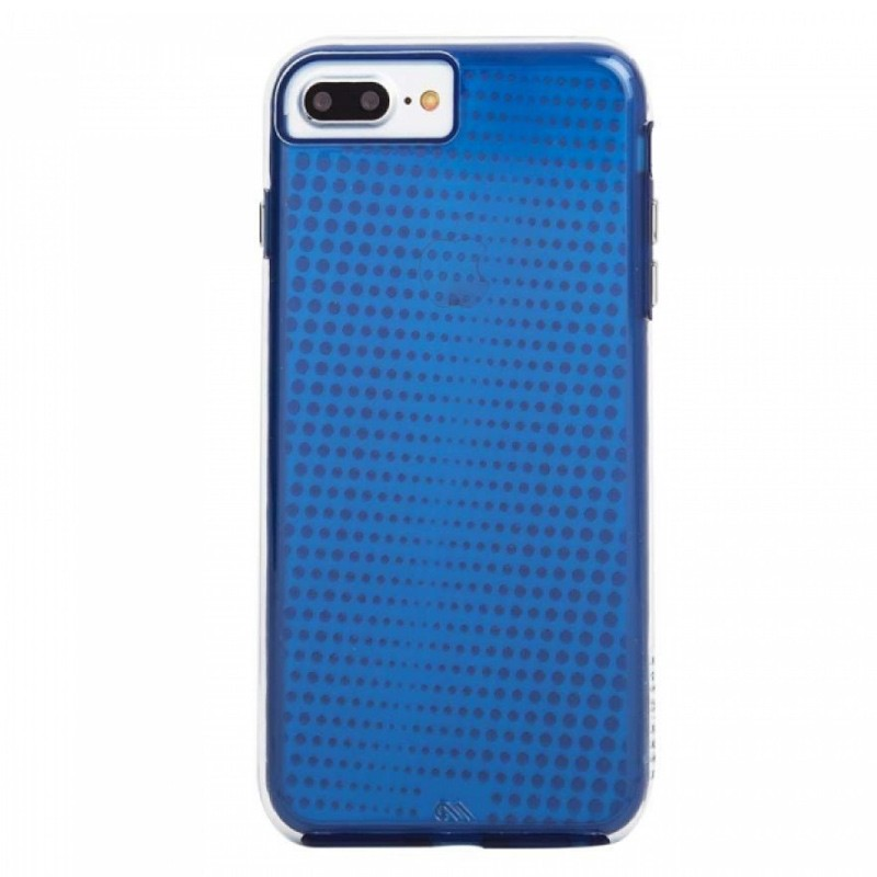 Case-Mate Tough Translucents iPhone 7 Plus Blue 02