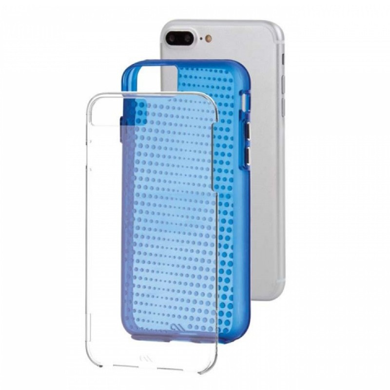 Case-Mate Tough Translucents iPhone 7 Plus Blue 03