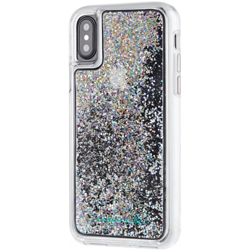 Case-Mate Waterfall Case iPhone X/Xs Iridescent 04