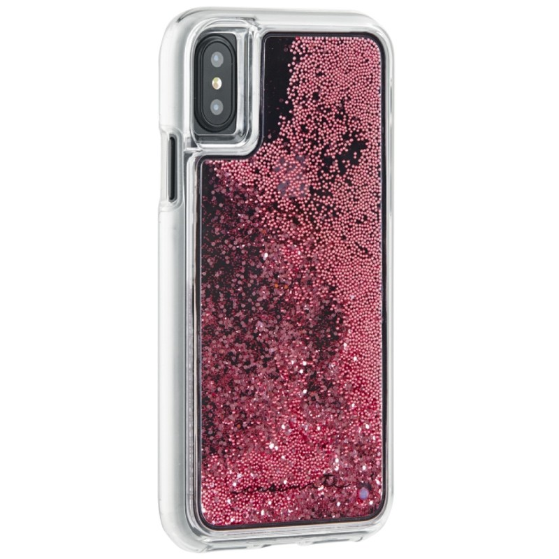 Case-Mate Waterfall Case iPhone X/Xs Rose Gold 02