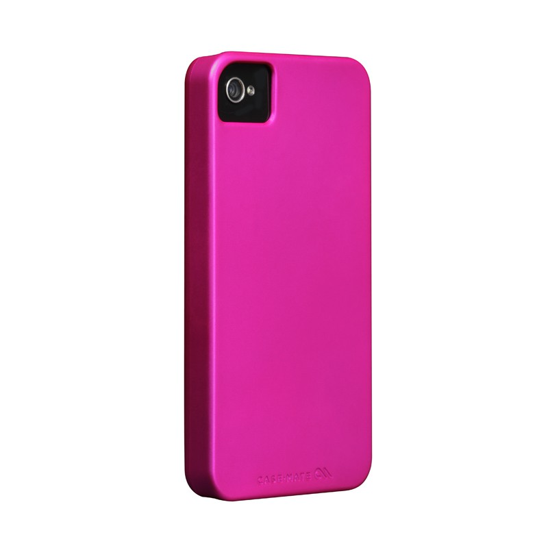 Case-Mate Barely There iPhone 4(S) Pink - 2