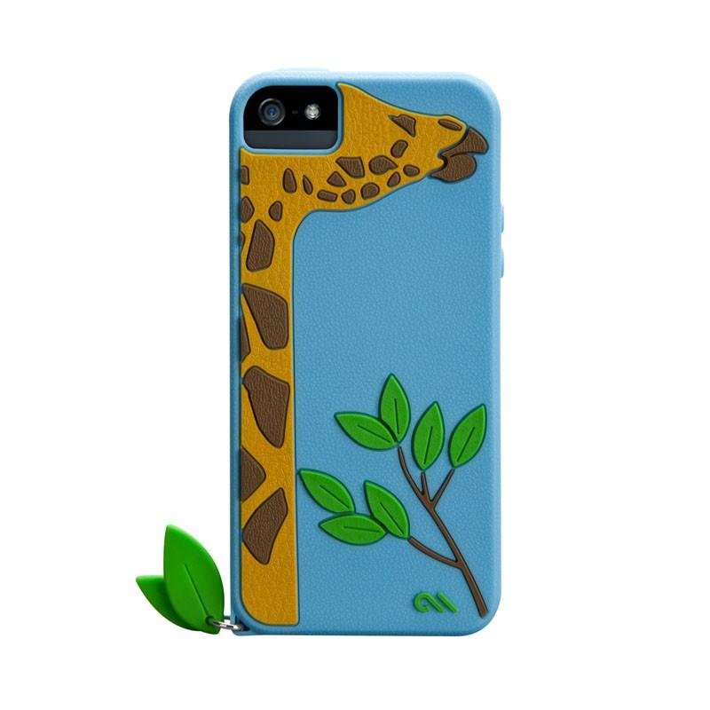 Case-Mate Creatures iPhone 5 Giraffe - 1