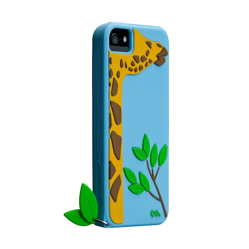 Case-Mate Creatures iPhone 5 Giraffe - 2