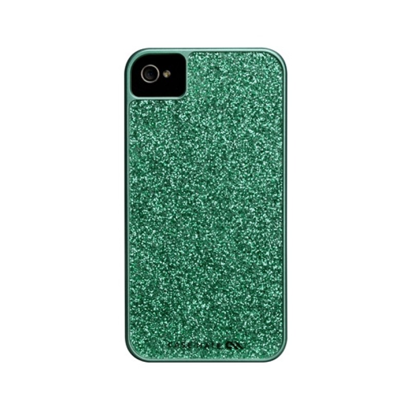 Case-Mate Glam iPhone 4(S) Emerald - 1
